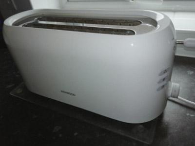 Kenwood True TTP210 Toaster