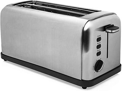 Princess Double Long Slot Toaster