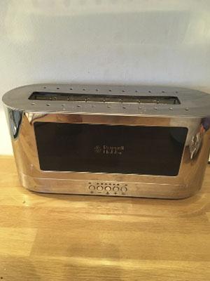 Russell Hobbs Luna Long Slot Toaster