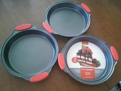 elite bakeware cake pans