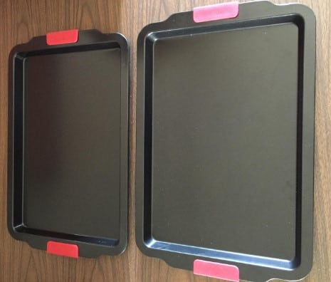 elite bakeware cookie sheets