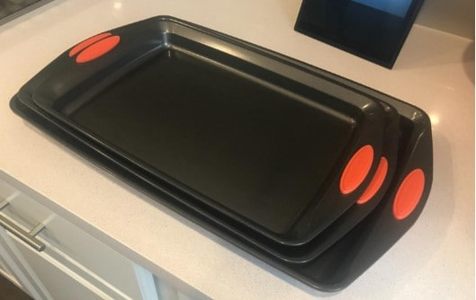 Rachel Ray Nonstick Bakeware 3 Piece Set