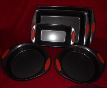 Rachel Ray Nonstick Bakeware 5 Piece Set