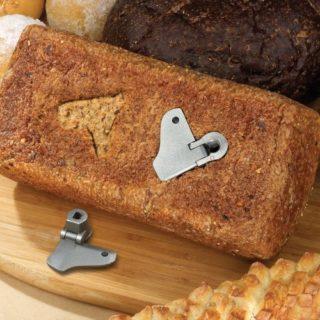 Breadman BK2000B Bread Maker Collapsible Paddles