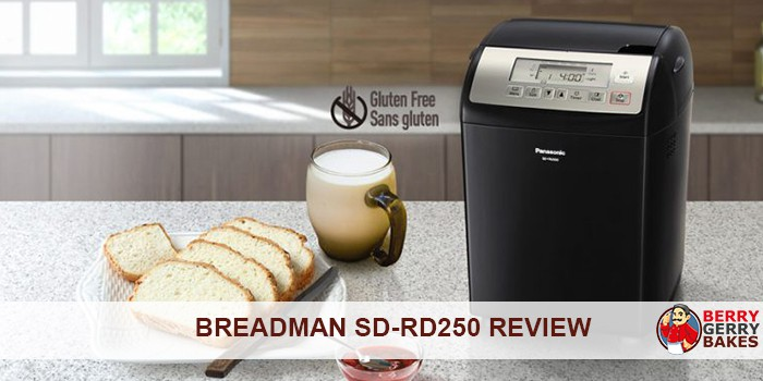 breadman sd-rd250 review