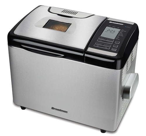 Breadman TR2700 Bread Machine
