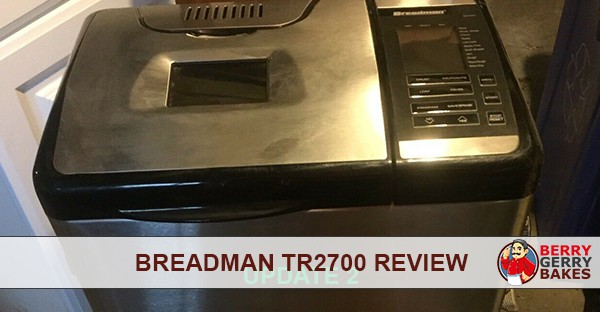 breadman tr2700 review