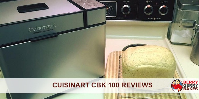 Cuisinart CBK-100 Bread Machine Review 1