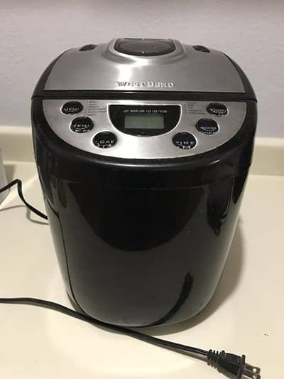 west bend 41300 bread maker