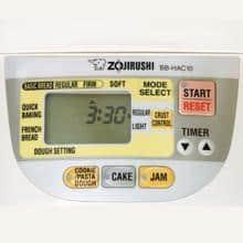 Zojirushi BB-HAC10 Control Panel