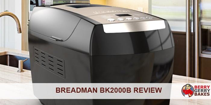 breadman bk2000b review