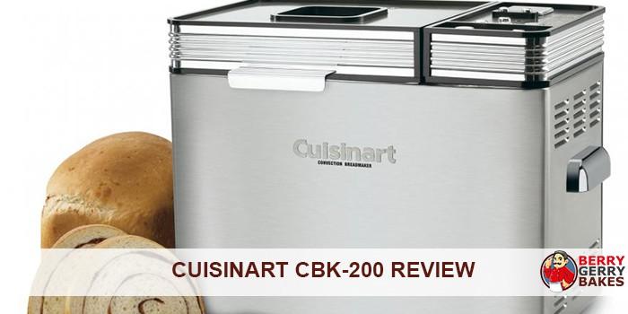 cuisinart cbk 200 review