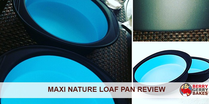 maxi nature kitchenware bread loaf pan