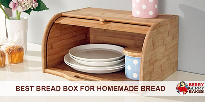 best bread box for homemade bread