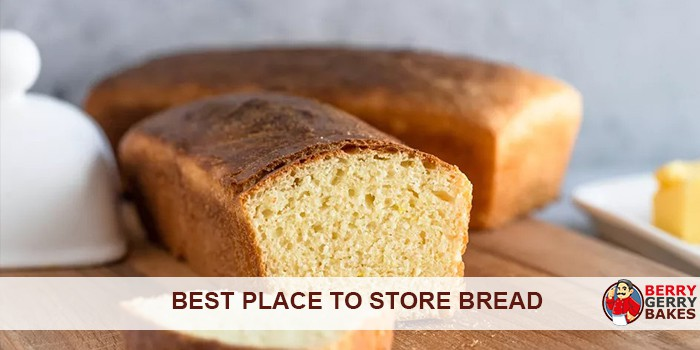 where to store bread in the kitchen