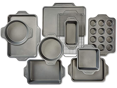 10-Piece Pro-Release Bakeware Set