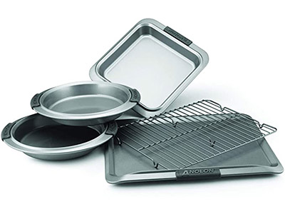 5-Piece Advanced Non-Stick Bakeware Set