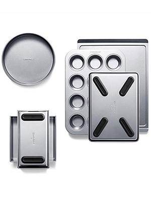 6-Piece Premier Countertop Safe Bakeware Set