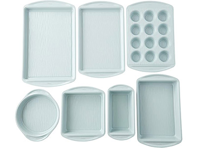 7-Piece Textura Performance Non-Stick Bakeware Set