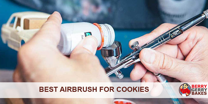 Best Airbrush for Cookies