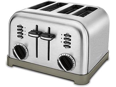 Cuisinart CPT180 Classic 4-Slice Toaster