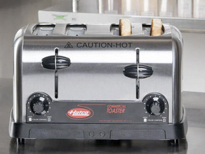 Hatco SS 4-Slot Commercial Pop-up Toaster