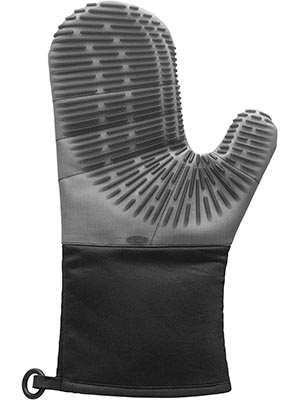 OXO Good Grips Silicone Oven Mitt with Magnet