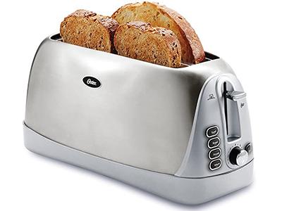 Oster Long Slot 4 Slice Toaster