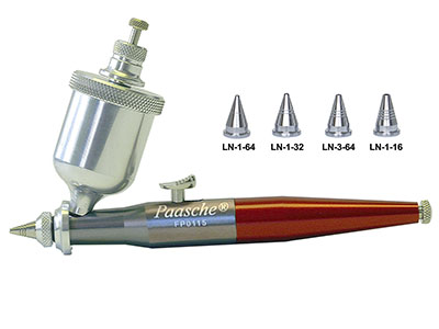 Paasche Airbrush FP-4P-AMZ Flow Pencil
