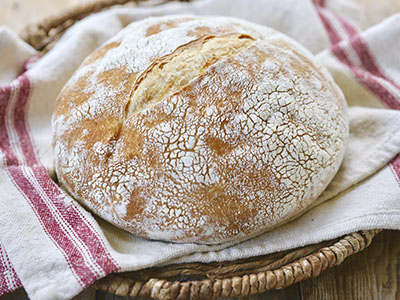 image of sourdough bread