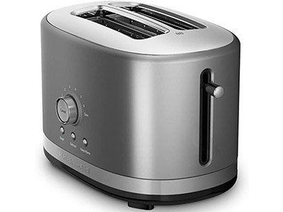 Kitchen Aid 4-Slice Long Slot Toaster with High Lift Lever