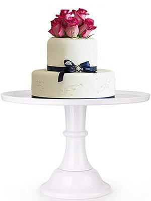 Klaskware Round Cake Stand