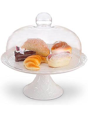 Magtrem Porcelain Cake Stan