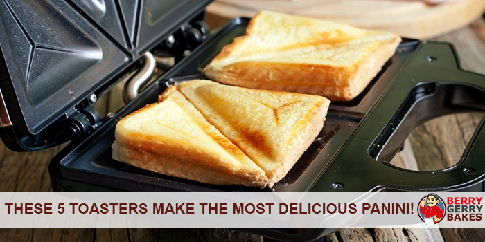 These 5 Toasters Make the Most Delicious Panini!
