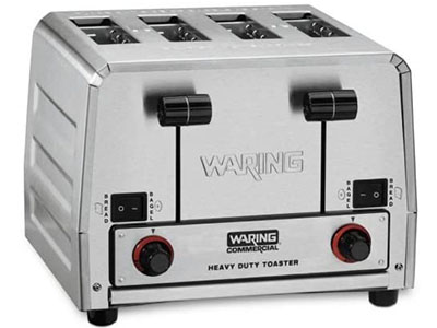 Waring Commercial WCT850RC Heavy Duty Toaster