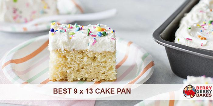 best 9 x 13 cake pan