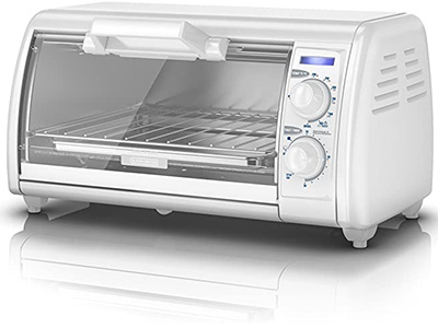 BLACK + DECKER 4-Slice Toaster Oven TRO420