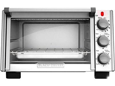 BLACK + DECKER Convection Countertop Toaster Oven
