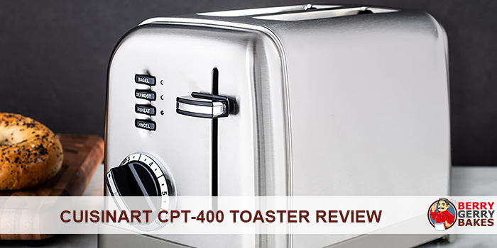 Cuisinart CPT-400 Toaster Review