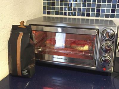 Hamilton Beach 31143 Countertop Toaster Oven