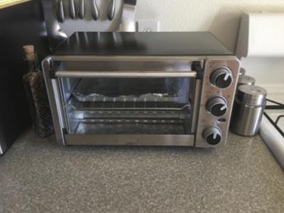 Mueller Austria MT-175 4 Slice Oven Details