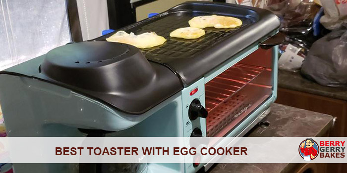 best toaster with egg cooker