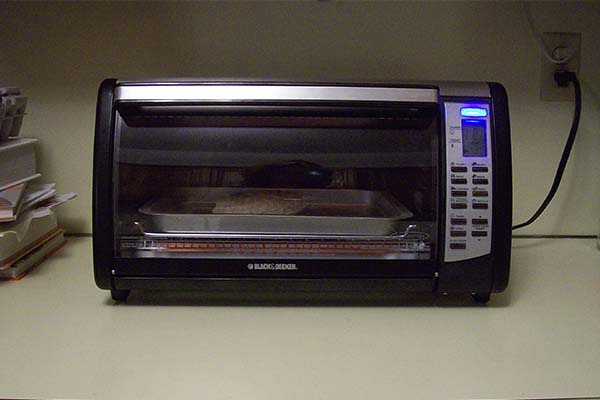 generic toaster oven