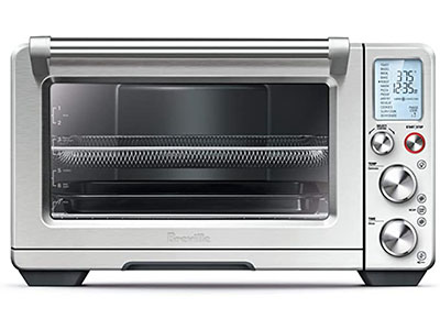 Best Large Capacity Toaster Oven: BREVILLE Smart Toaster Oven Air