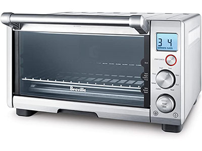 Best Overall Toaster Oven: Breville Compact Smart Oven