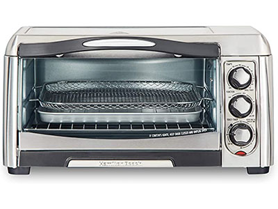 Best Value Toaster Oven: HAMILTON BEACH Toaster Oven