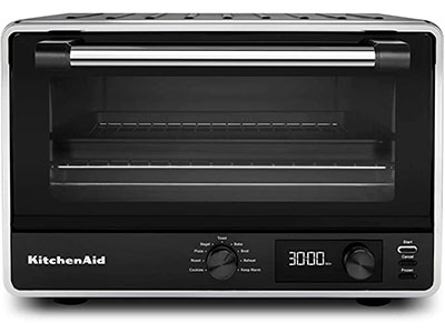 Easiest Toaster Oven To Use: KITCHENAID Digital Countertop Toaster Oven