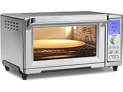 Most Versatile Toaster Oven: Cuisinart Chef's Convection Toaster Oven