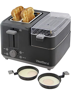 These Are the Best Toasters that Cook Eggs and Bacon 4