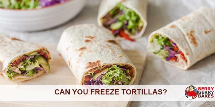 Can You Freeze Tortillas? 1